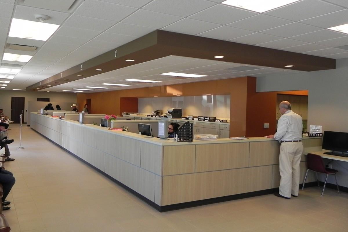 Renovation Lobby