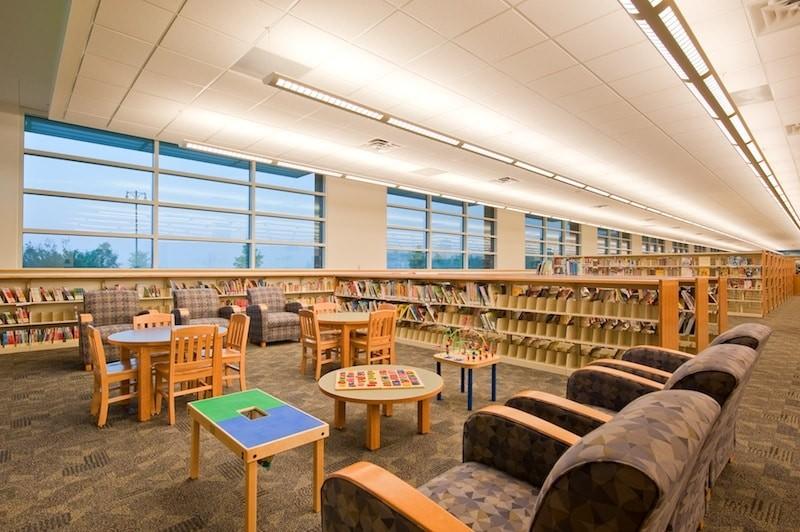 Sienna Branch Library