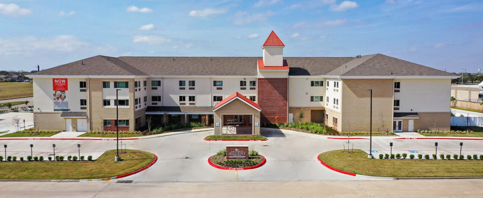 Bellaire Assisted Living Facade